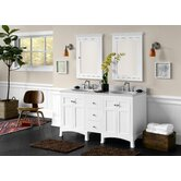 Hampton Double Bathroom Vanity Set