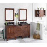 Venice Double Bathroom Vanity Set