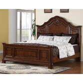 Mill Creek Panel Bed