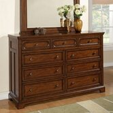 Breton Square 6 Drawer Dresser