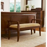 Westhaven Wooden Bedroom Bench