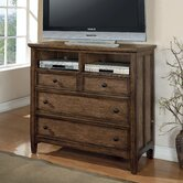 Newberry 3 Drawer Media Chest