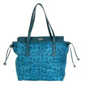 Nylon Get Away Tote Bag