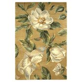 Catalina Gold Magnolia Rug