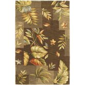 Sparta Mocha Foliage Views Rug