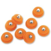 Trex Replacement Studs in Orange