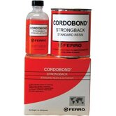 CORDOBOND® Strong Back Resin and Activator - cordobond strongback  resin & act