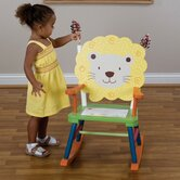 Jungle Jingle Kid's Rocking Chair