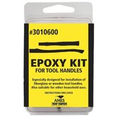 Jackson Professional Tools - Striking Handle Accessories Kit Epoxy Fgl Repair Hdlixl: 027-3010600 - kit epoxy fgl repair hdlixl
