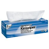 Kimtech Science&reg; Kimwipes&reg; Delicate Task Wipers - kaydry ex-l white delicate task wipers