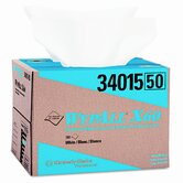 WYPALL X60 Teri Disposable Wipes, 12-1/2 x 16-7/8, 180/bx