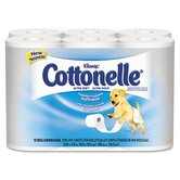 Professional* Kleenex Cottonelle Ultra Soft Bath Tissue, 165 Sheets/Roll, 48/Carton
