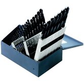 29 Pc Jobber Length Drill Bit Sets - 29 pc drill bit set