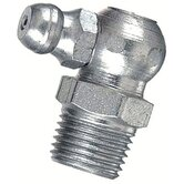 1/4&quot;-28 SAE Bulk Grease Fittings - 90d angle short threadsgrease fittings 1/
