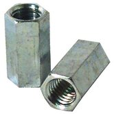 3/4&quot; Right Hand Threaded Rod Coupler Nuts 11849