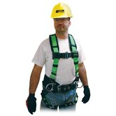 Miller By Sperian - Contractor Harnesses Contracter Harness: 493-650Cn-Bdp/Ugn - contracter harness