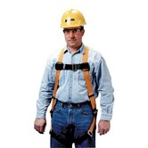 Titan Full-Body Harnesses - full body harness w/sliding back d-ring