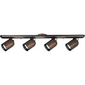 50W Par 20 Directional Track Light Kit in Urban Bronze