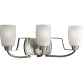 Westin  Vanity Light in Brushed Nickel