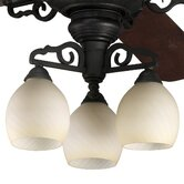 Thomasville Meeting Street Three Light Ceiling Fan Light Kit