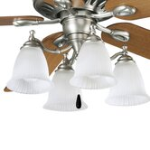 Renovations Four Light Branched Ceiling Fan Light Kit