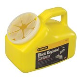 Blade Disposal Containers - blade disposal container