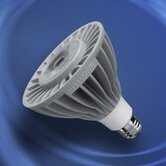 PAR38 18 Watt Flood Beam LED Bulb with 40 Degree Beam Angle in White