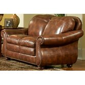 Leather Italia USA Leather Loveseats