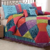 Kashmere Gem Comforter with Sham