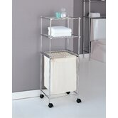Metro 3 Tier Laundry Cart