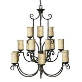 Casa 15 Light Chandelier