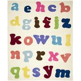 Alphabet Kids Rug