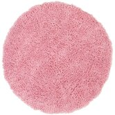 Shag Pink Rug