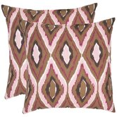 Tristan Cotton Decorative Pillow (Set of 2)