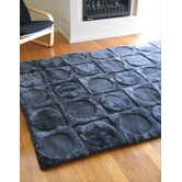 Shortwool Design Lunar Ink Rug