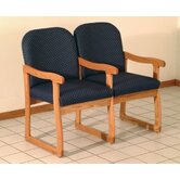 Prairie Two Seat Guest Chair