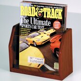 Countertop Single Pocket Magazine Display