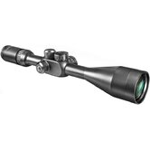 4-16x50 IR, Riflescope, Side Parallax, Black Matte, 1&quot;, with 5/8&quot; Rings, IR Mil-Dot