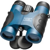 7x32 WP Deep Sea Roof Binoculars, Bak-4, Blue Lens