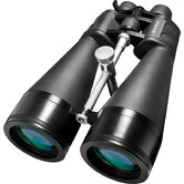 25-125x80 Zoom, Gladiator Binoculars, Bak-4, MC, Green Lens with Braced-in Tripod Adapter