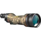 22-66x80 WP, Spotter-Pro 80 Spotting Scopes, Straight, Mossy Oak Break-Up® Camouflage, MC, Green Lens with Tripod and Case