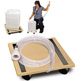 EZ Fill N' Roll Tank Dolly and Fill Tube Kit