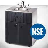 Nature Premier Pro Single Bowl Outdoor Portable Sink