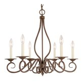 Bryce 6 Light Chandelier