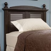 Harbor View Panel Slat Headboard