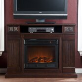 "Tabor 48"" TV Stand with Electric Fireplace"