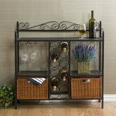 Scout Scrolled Bistro Server