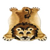 Lion Kids Rug