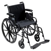 Lightweight Cruiser III Wheelchair