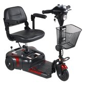 Phoenix 3 Wheel Compact Portable Travel Power Scooter